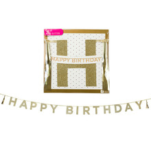 [Talking Tables] HBD tassel garlands_gold