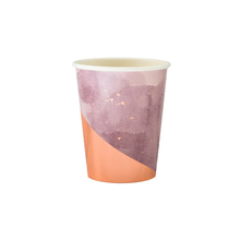 [Harlow&Grey] Light Purple&Pink Cups(8pcs)