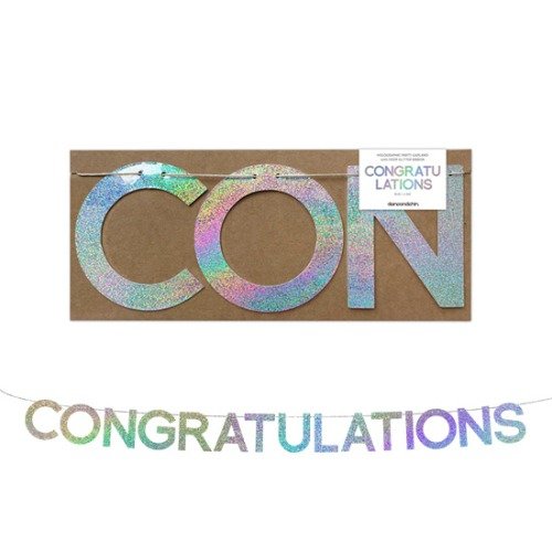 Holographic garlands_Congratulations (2.5M)